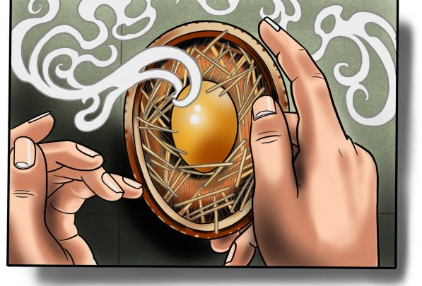 Noma Quail Eggs Guen Douglas